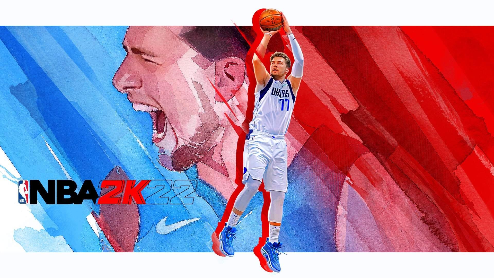 Il videogioco di basket NBA 2K22 su Xbox One e Xbox Series X|S