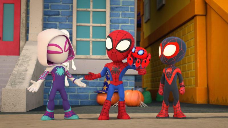 Disney Channel e Disney Junior festeggeranno Halloween con serie e film a tema