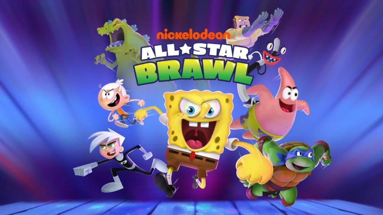 Il videogioco Nickelodeon All-Star Brawl – Data di uscita e dimensioni del file