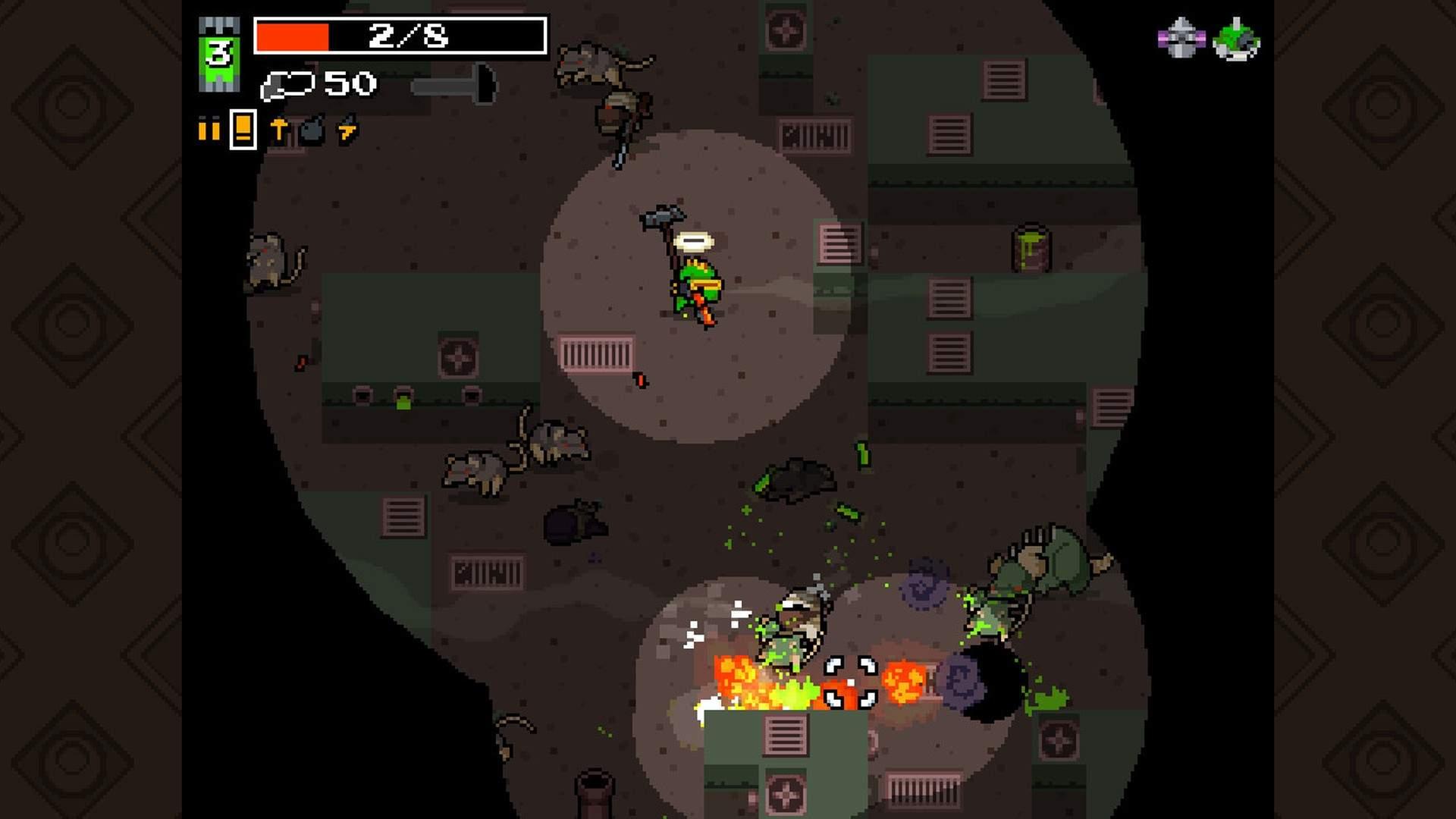 Nuclear Throne(Console e PC) - 9 settembre - Xbox Game Pass
