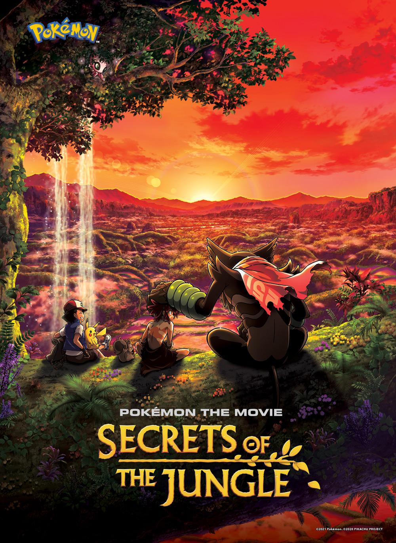 Pokémon il film: i segreti della giungla