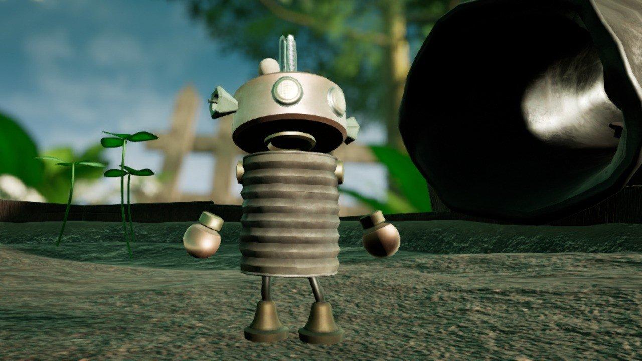 Il videogioco Chibi-Robo! Misc. A Tiny Tale uscirà nel 2022