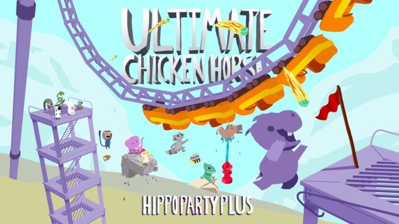 Il videogioco Ultimate Chicken Horse – Ultimi aggiornamenti
