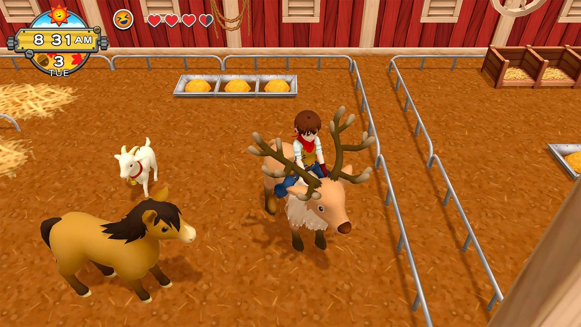 Harvest Moon: One World – 14 settembre