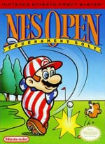 NES Open Tournament Golf (NES)