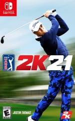 PGA Tour 2K21 (interruttore)