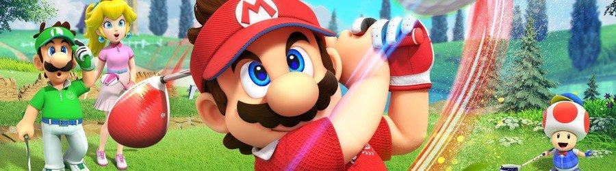 Mario Golf: Super Rush (interruttore)