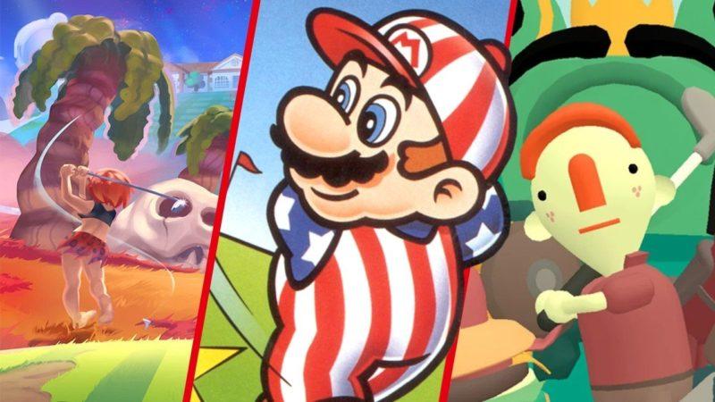 I migliori videogiochi di golf per Nintendo Switch