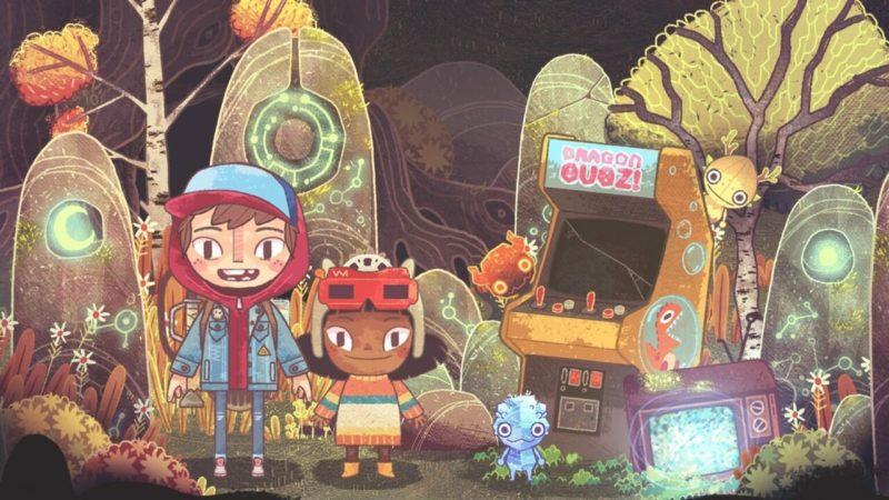 """Il videogioco """"The Wild At Heart"""" uscirà il 16 novembre su Switch"""
