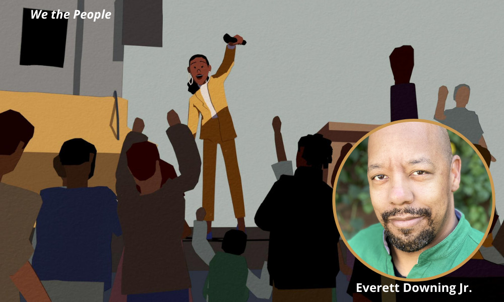 We the People di Everett Downing Jr