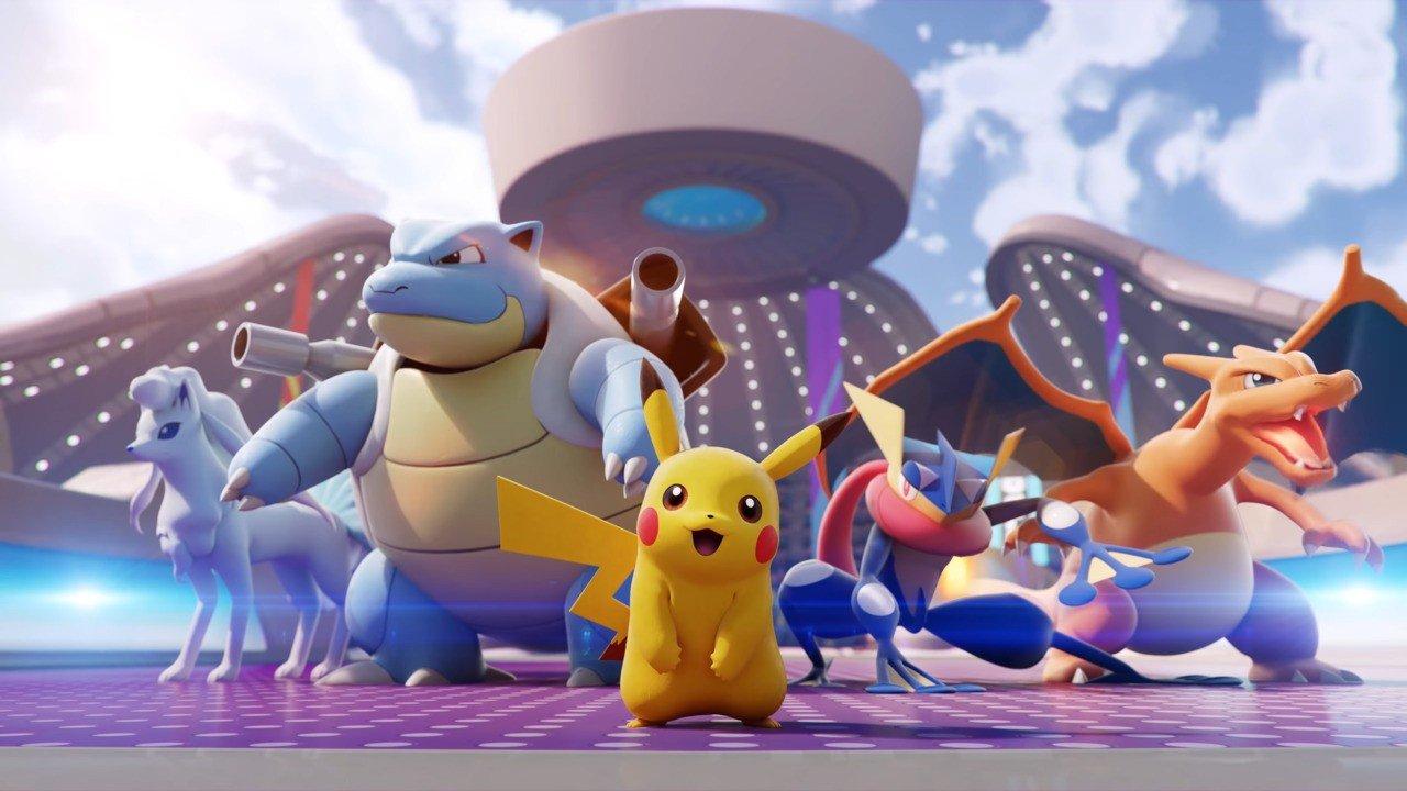 Il nuovo MOBA Pokémon Unite di Tencent ha superato i 9 milioni di download su Switch