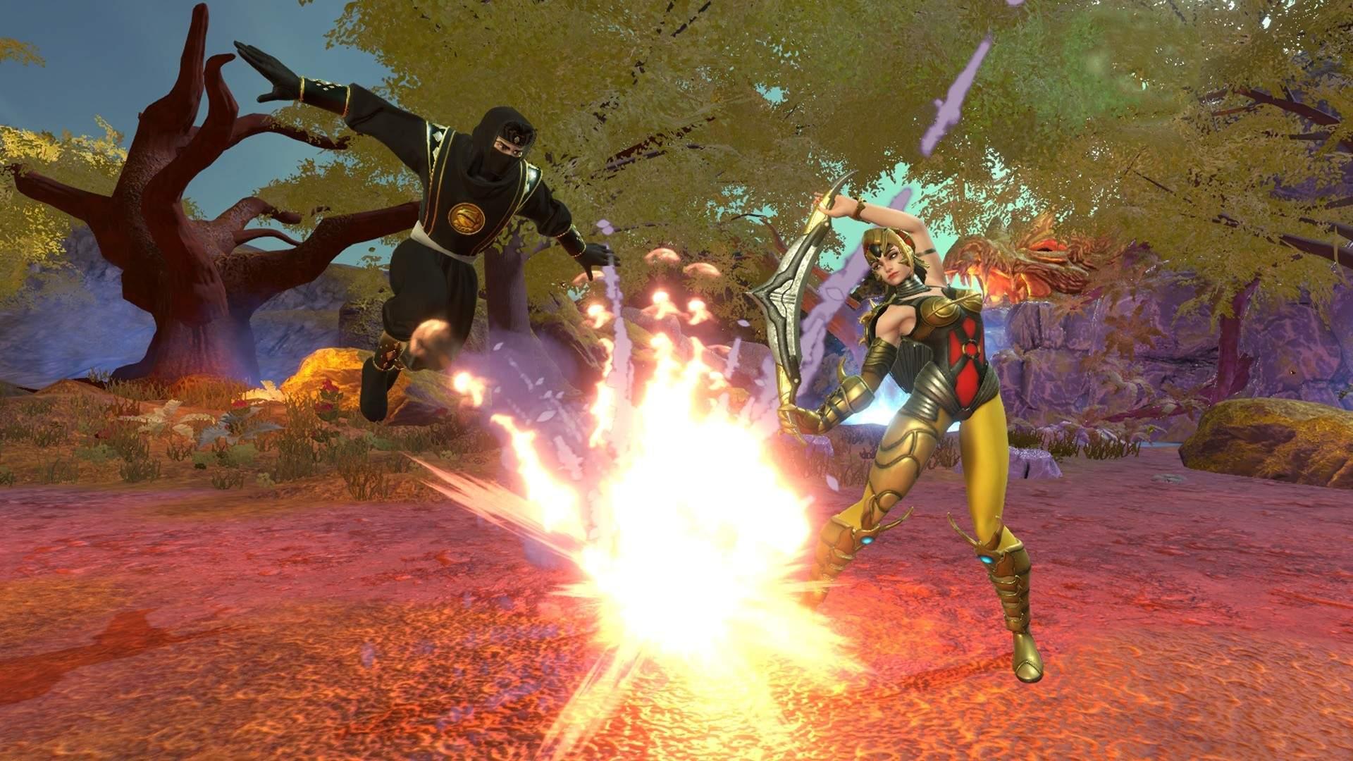パワーレンジャー:グリッドのための戦い