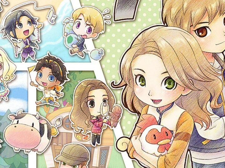 Story Of Seasons: Pioneers Of Olive Town è la prossima prova gratuita per Nintendo Switch Online