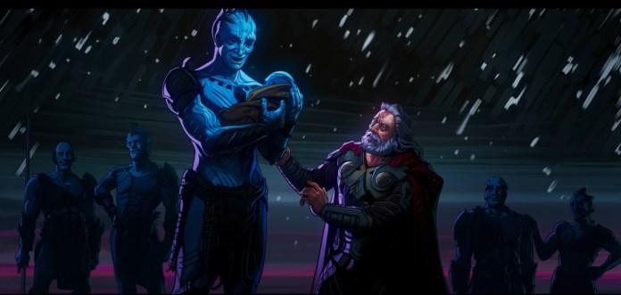 Thor era figlio unico