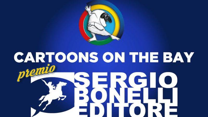 Cartoons on the Bay e Sergio Bonelli Editore annunciano la nascita del Premio Sergio Bonelli