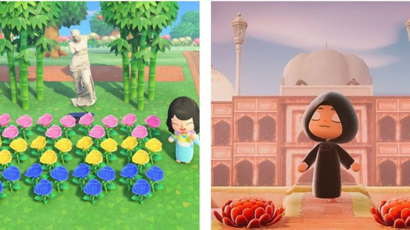 Il National Videogame Museum sta facendo un tour dell'isola dal vivo della loro mostra Animal Crossing