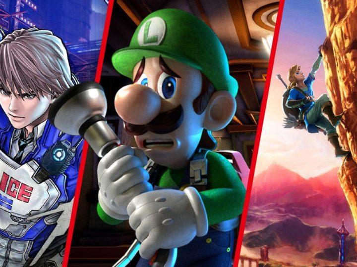 La migliore grafica per Nintendo Switch: i più bei giochi per Switch