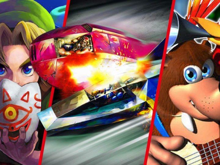 Tutti i giochi per Nintendo Switch Online N64 classificati