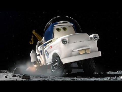 """Guarda il video di Cars Toon """"Cricchetto esplora lo spazio! """""""