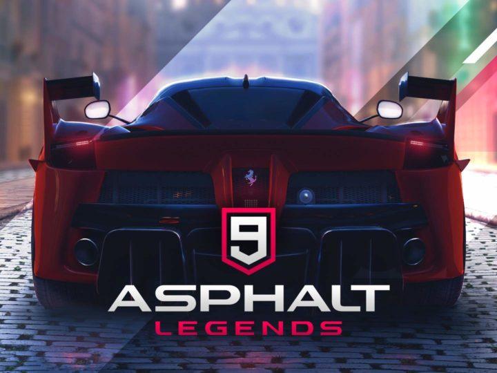 Il videogioco di corse Asphalt 9: Legends disponibile gratuitamente su Xbox