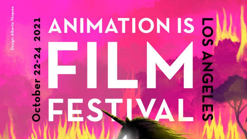 Animation Is Film Festival annuncia la lista del 2021