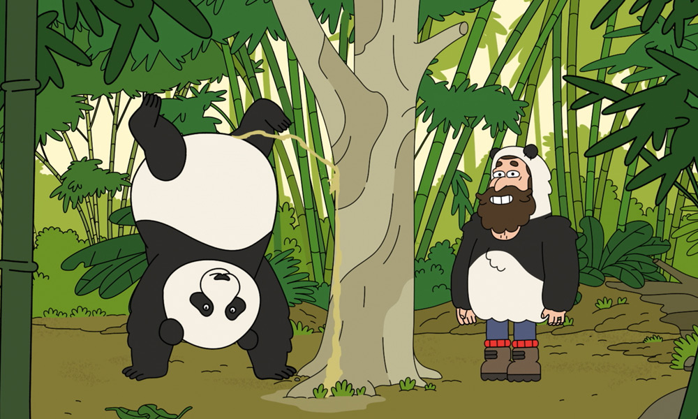 "Trailer: ""Adventure Beast"" la commedia per adulti su Netflix"