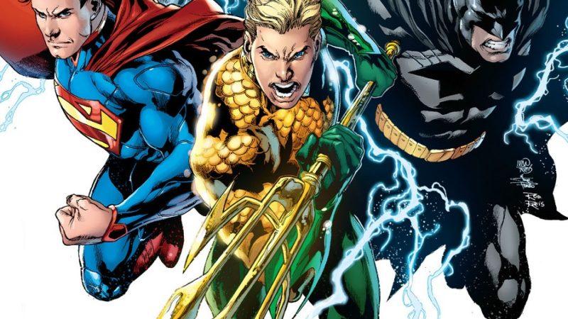 Le cinque volte in cui Aquaman ha salvato la Justice League