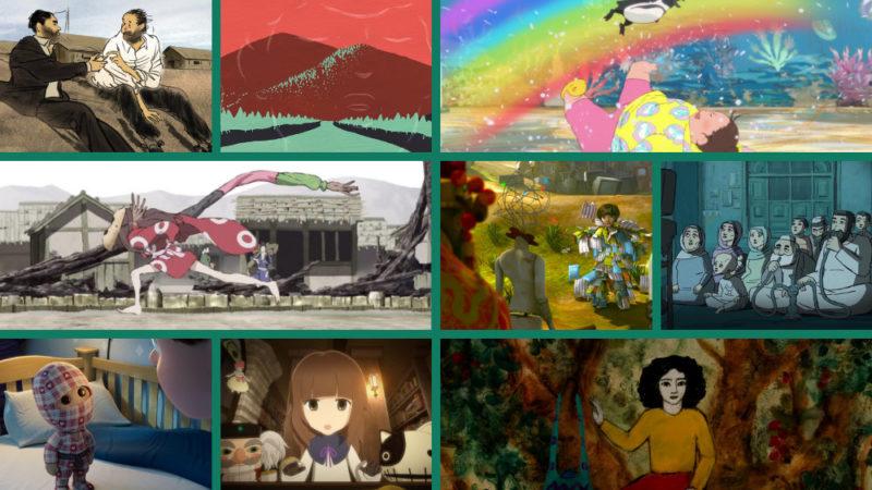 Nove lungometraggi animati in concorso al BIAF2021