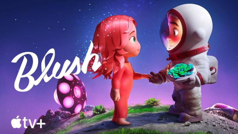 Trailer: Apple Original, il cortometraggio Skydance 'Blush' debutta venerdì