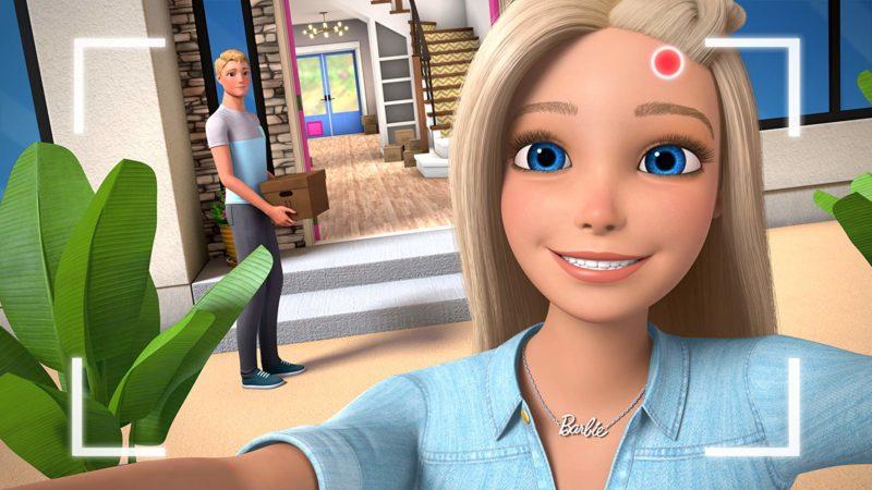 Barbie Dreamhouse Adventures dall'11 ottobre su Boomerang
