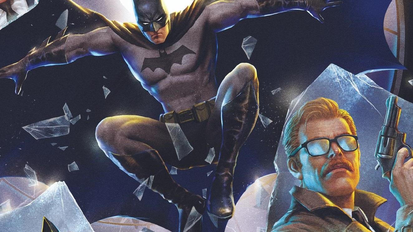 L'adattamento animato di Batman:Anno uno riceve un edizione commemorativa per il decimo anniversario