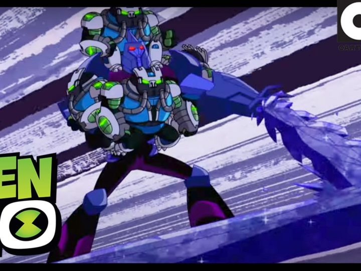 Guarda il video di Ben 10  – Ben senza fondo da Cartoon Network