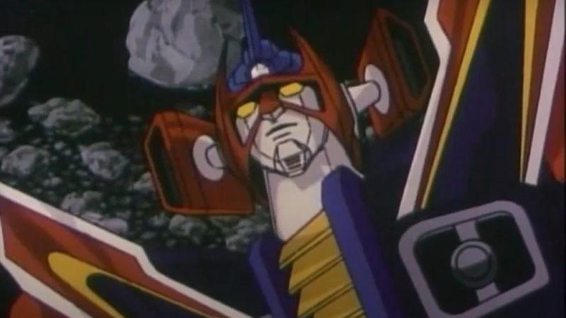 Bryger – la serie robotica giapponese del 1981