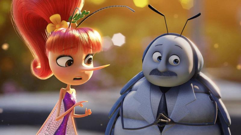 Bug Therapy (Terapia degli insetti) la commedia animata sulla terapia di gruppo