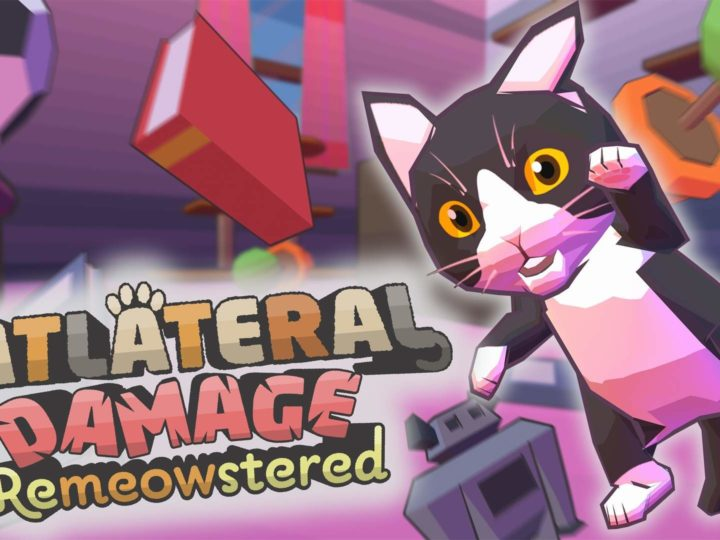 Il videogioco Catlateral Damage: Remeowstered per gli amanti dei gatti