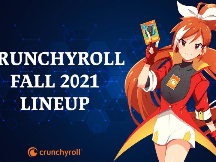 Crunchyroll annuncia quasi 30 serie anime per l'autunno