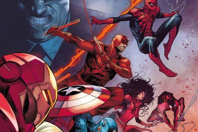 Devil's Reign di Zdarsky e Checchetto svela gli oscuri segreti dell'Universo Marvel