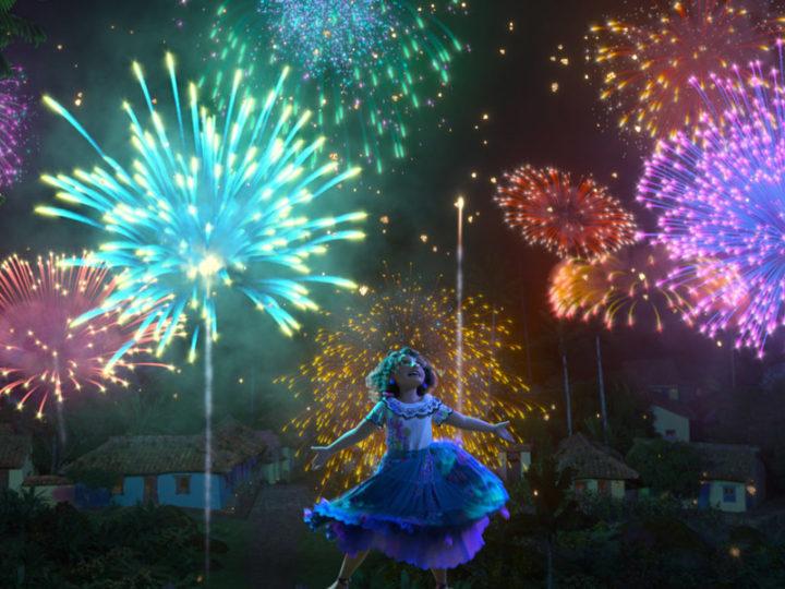 """Nuovo trailer e immagini del prossimo film di animazione Disney """"Encanto"""""""