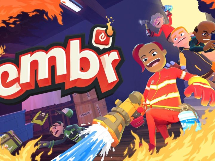 Embr, il gioco frenetico multigiocatore antincendio, è ora disponibile