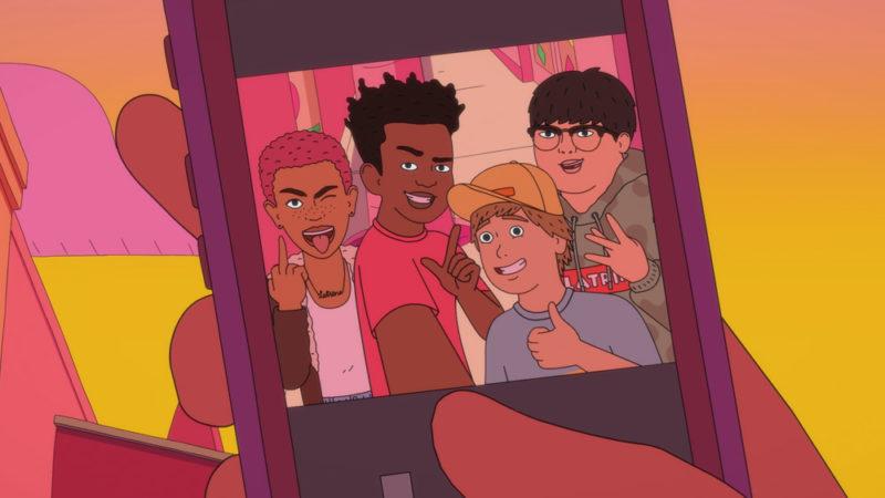 Fairfax – la serie animata per adulti su Amazon Prime Video
