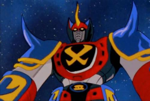 Gotriniton – la serie anime robot del 1981