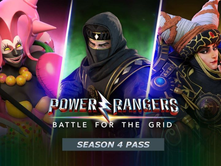 Power Rangers: Battle for the Grid Stagione 4 in arrivo il 21 settembre