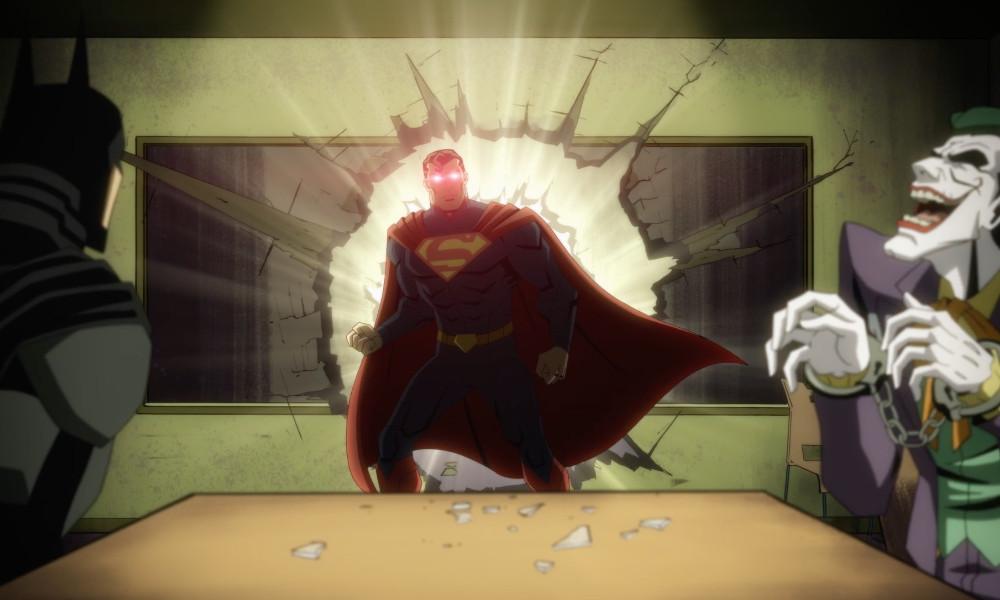 """""""Injustice"""" il film di animazione di Superman uscirà il 19 ottobre"""