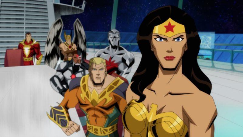 Injustice, il prossimo film d'animazione DC Comics sulla  Justice League