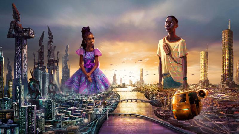 "Disney sceglie Cinesite per ""Iwájú"" la serie animata nigeriana"