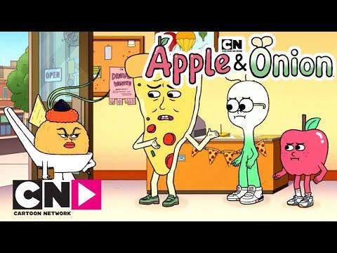 """Guarda il video di Apple & Onion """"La recensione"""""""