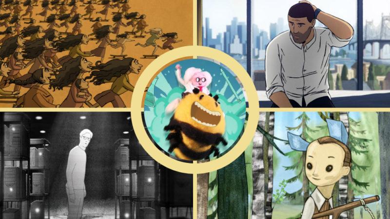 Il Manchester Animation Fest svela il programma ibrido, il nuovo concorso di lungometraggi