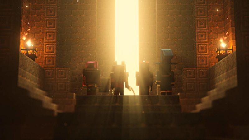 Minecraft Dungeons arriva su Steam