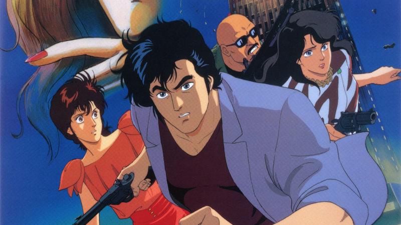 City Hunter Special: Guerra al Bay City Hotel – il film anime del 1990