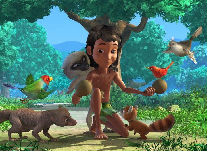 Il libro della giungla – La serie animata 3d del 2010